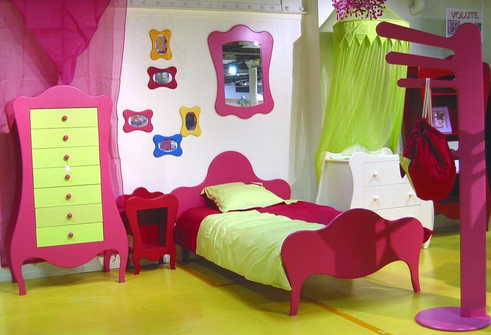 Ideas de camas para habitaciones infantiles decoraci n for Decoracion cuartos infantiles