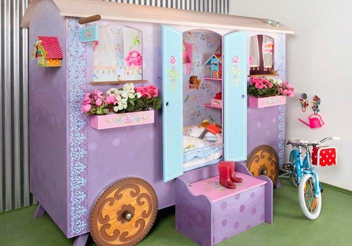 Galer a de habitaciones infantiles de kids factory - Habitaciones infantiles fotos ...