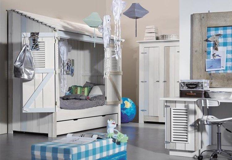 Habitaciones infantiles de kids factory. decoración del hogar.