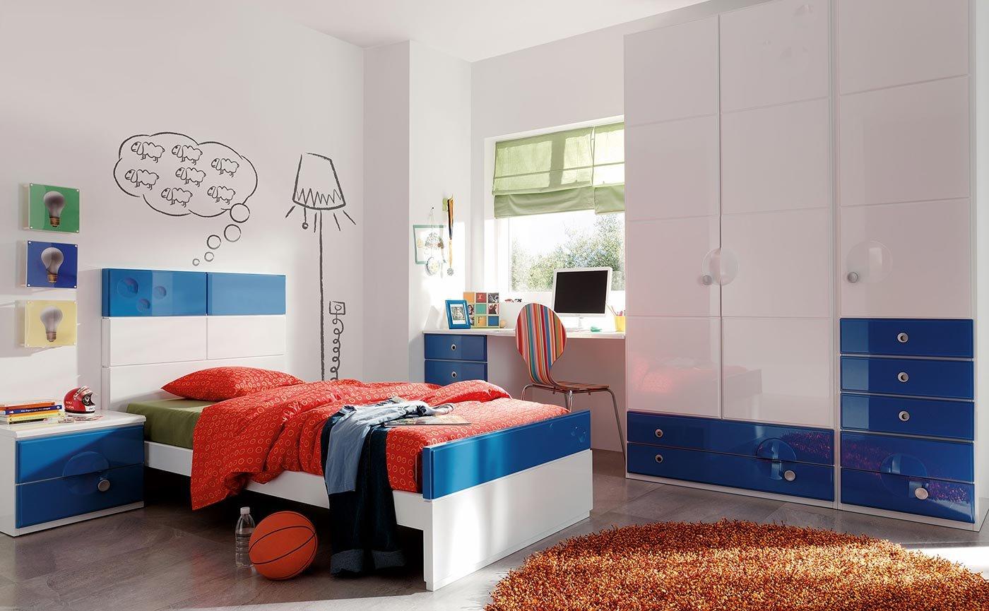 Habitaciones juveniles de la firma juraco decoraci n del - Habitaciones juveniles ninos fotos ...