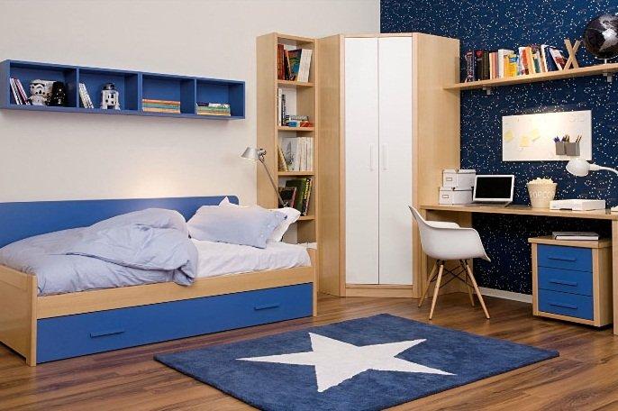 Habitaciones para ni os y adolescentes de la firma asoral - Fotos de cuartos de ninos ...