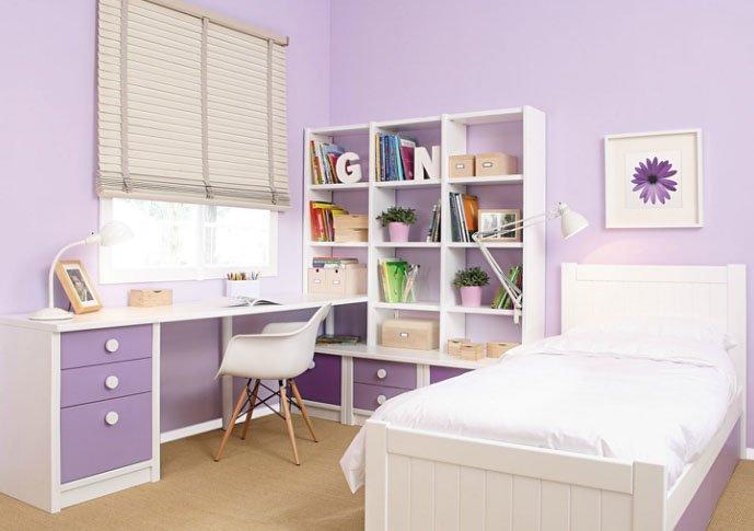 Habitaciones para ni os y adolescentes de la firma asoral decoraci n del hogar - Muebles dormitorio ninos ...