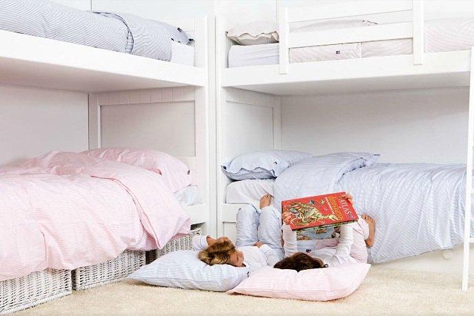 Habitaciones para ni os y adolescentes de la firma asoral decoraci n del hogar - Habitaciones infantiles ninos 2 anos ...