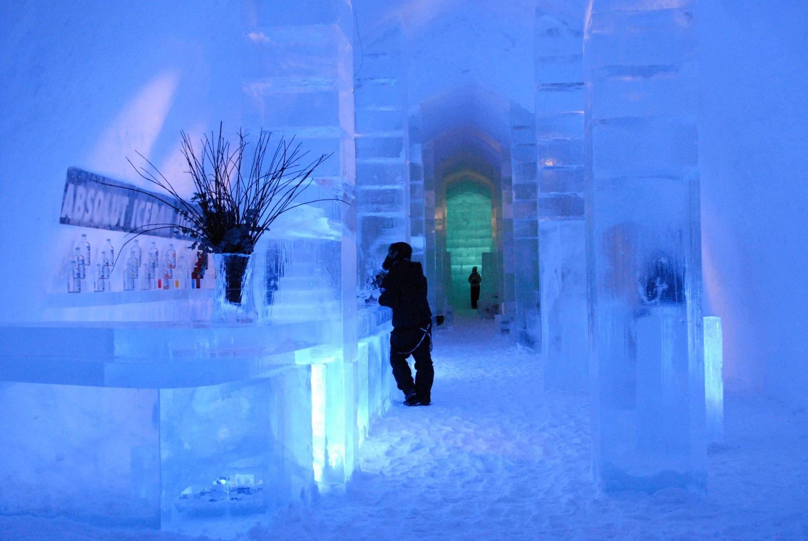 icehotel hotel de hielo en suecia decoraci n del hogar