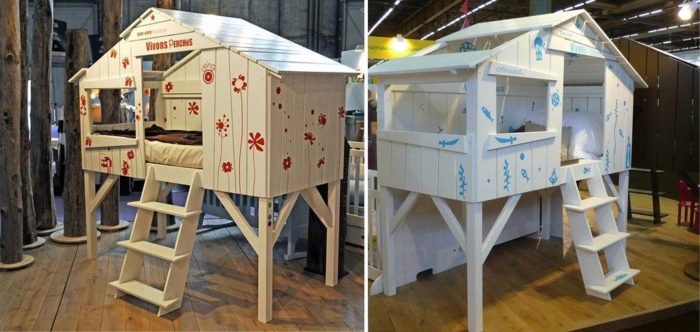 Ideas de camas para habitaciones infantiles decoraci n - Modelos de habitaciones infantiles ...