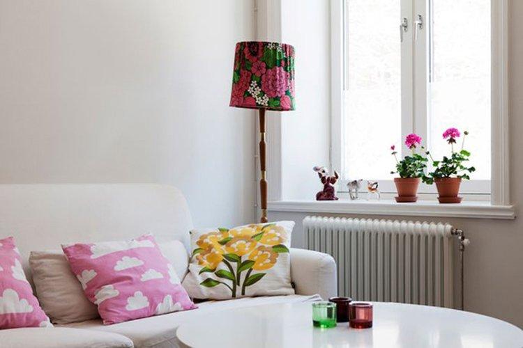ideas de decoracin apartamento basado en el blanco