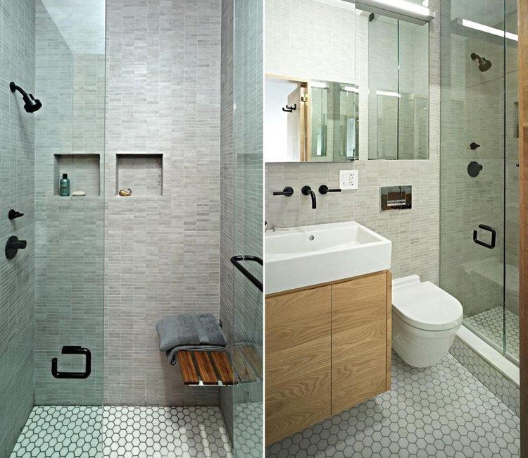 Inspiraci n para duchas estilo loft decoraci n del hogar for Decoracion duchas