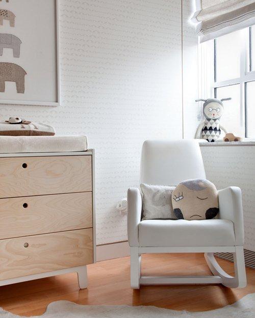 Ideas para una habitaci n de beb elegante y dulce - Ideas habitaciones bebe ...