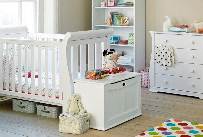 Ideas para decorar habitaciones de bebs Decoracin del hogar