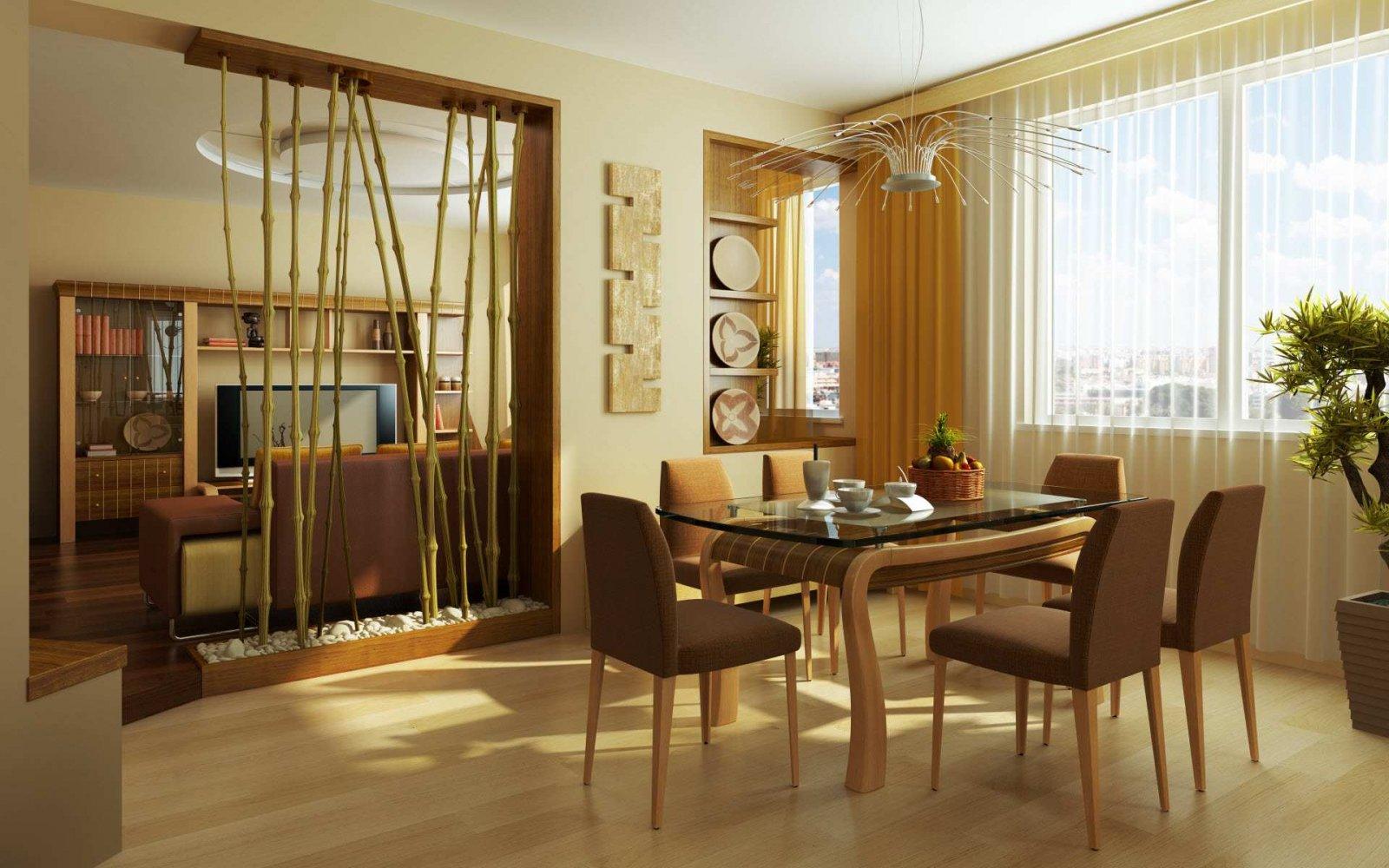 Cómo distribuir los muebles del salón comedor. Decoración del hogar.