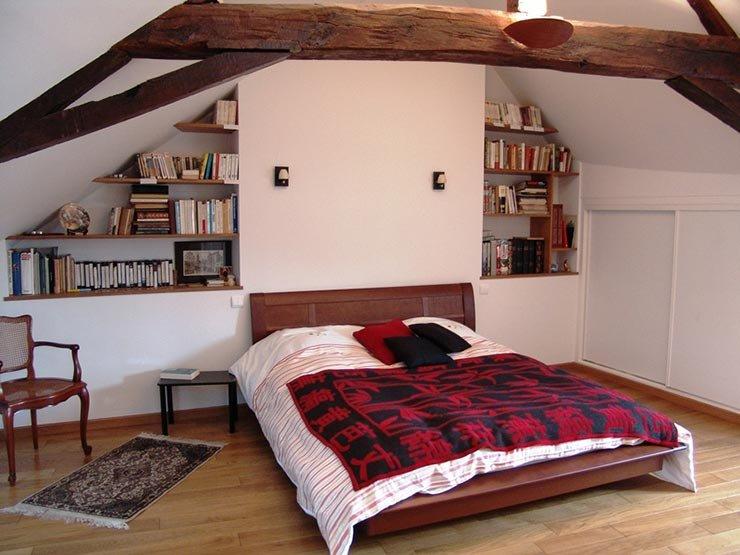 Ideas para decorar una buhardilla decoraci n del hogar - Buhardillas de diseno ...