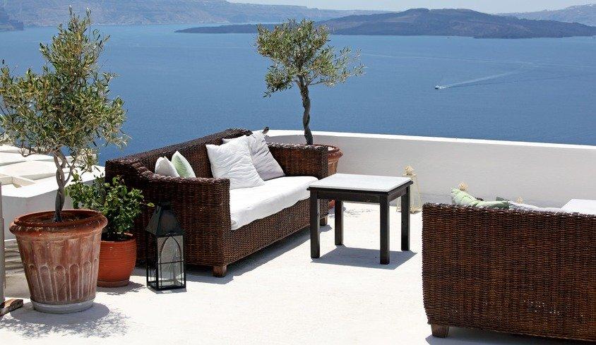 Ideas para decorar una terraza para el verano decoraci n - Ideas para cerrar una terraza ...