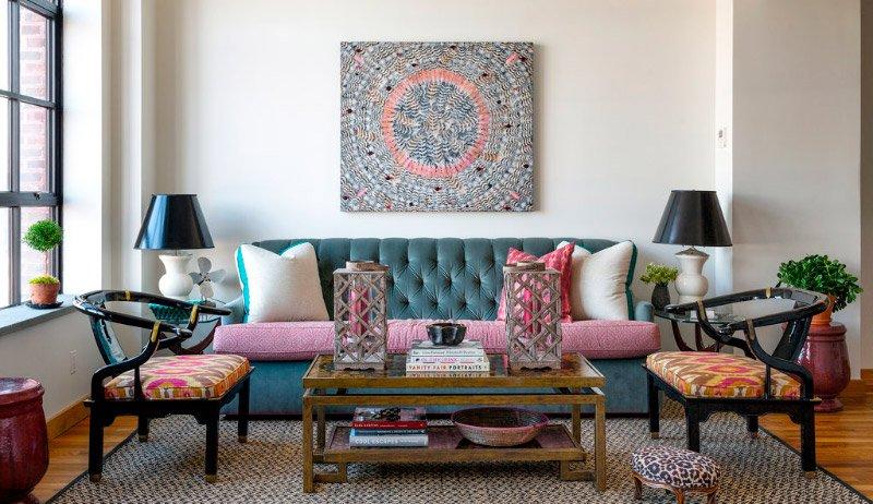 Ideas para salones de estilo vintage decoraci n del hogar for Decoracion de salones vintage