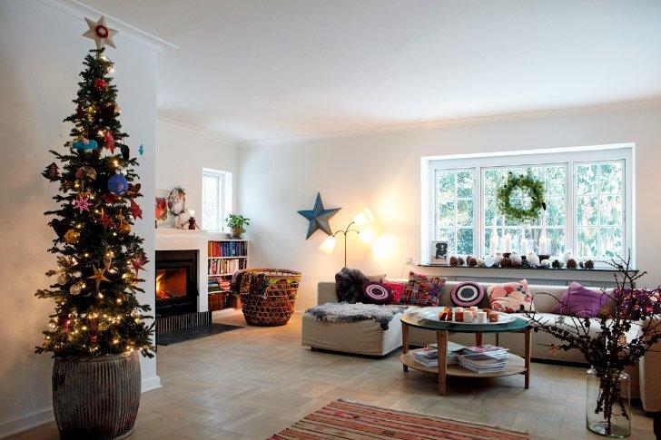 ideas para navidad Ideas Para Una Decoracin De Navidad Nrdica Decoracin Del