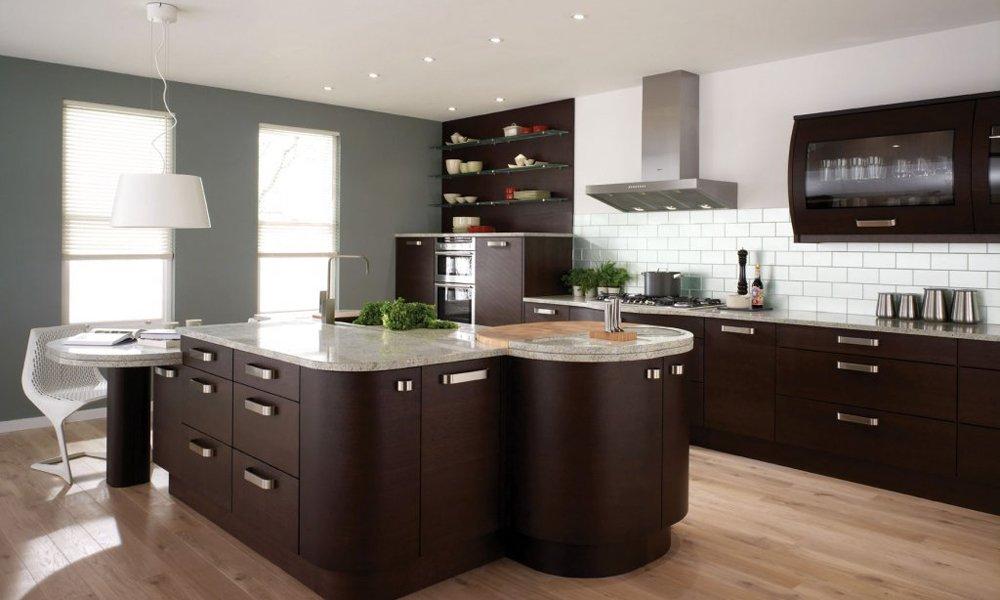 Importancia de la iluminación en la decoración de cocinas ...