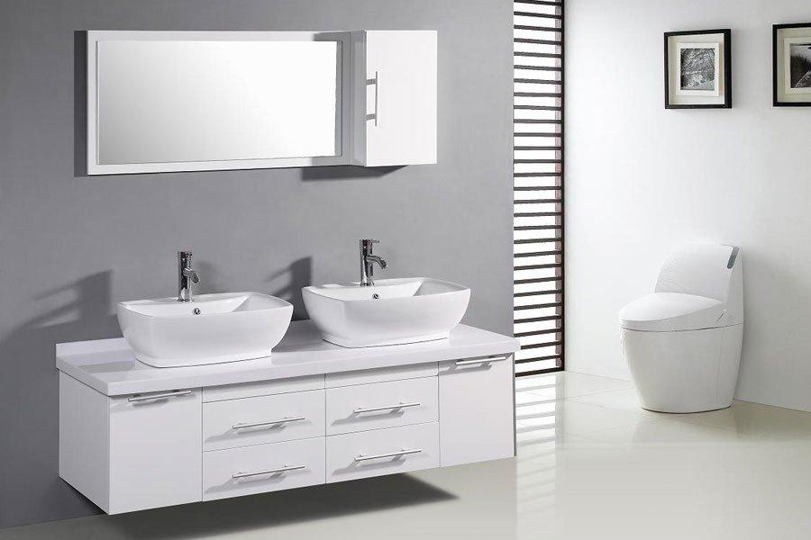 Ideas para decorar el cuarto de baño con estilo. Decoración del hogar.