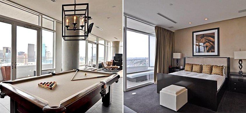 el apartamento de khloe kardashian en dallas decoraci n