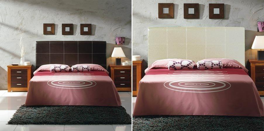 Cabeceros de cama decoraci n del hogar - Modelos de cabeceros de cama ...