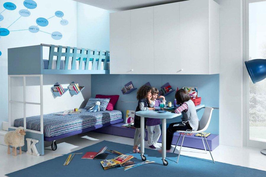 El azul en la decoraci n de interiores decoraci n del hogar - Colores que pegan con el azul ...