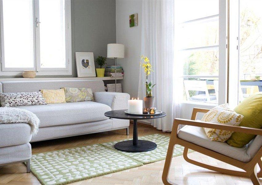 Estilo escandinavo decoraci n del hogar for Departamentos decorados estilo vintage