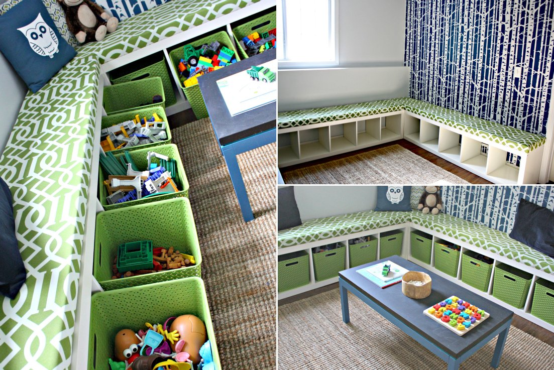 Ideas para una habitaci n infantil perfectamente for Decoracion hogar verde
