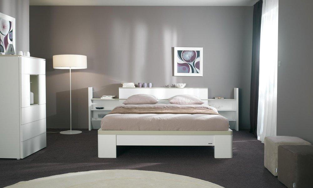 Habitaci n opalia de gautier decoraci n del hogar - Deco tete de lit en peinture ...