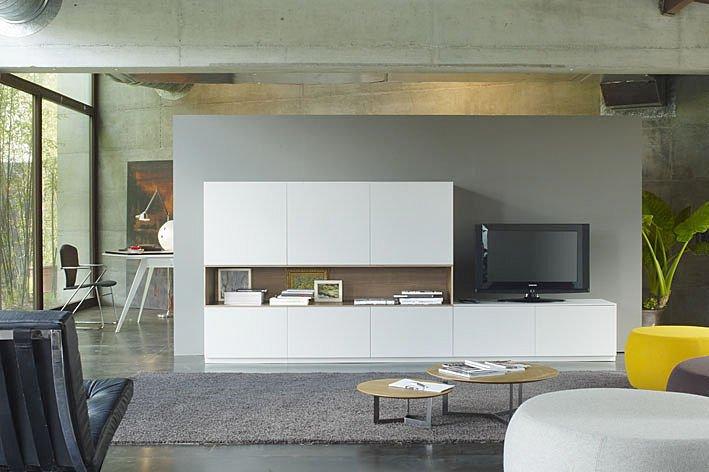 Muebles de sal n de la firma treku decoraci n del hogar for Composiciones de salon