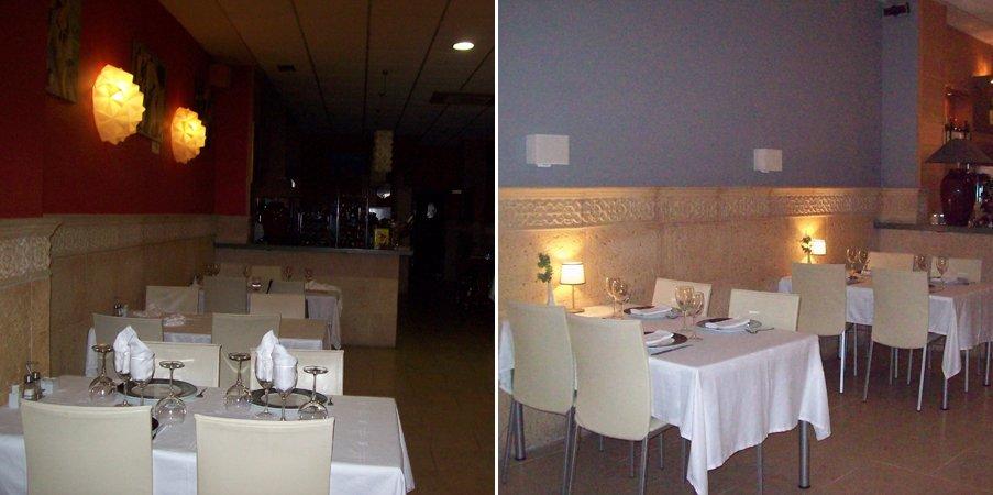 Proyecto De Interiorismo En Un Restaurante Decoraci N Del