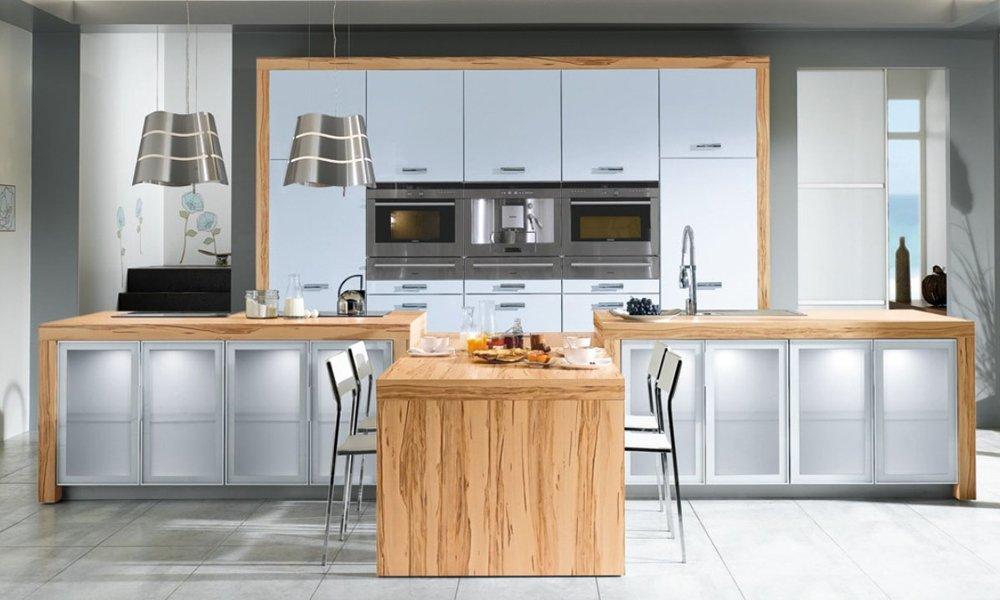 Importancia de la iluminaci n en la decoraci n de cocinas - Decoracion pared cocina ...