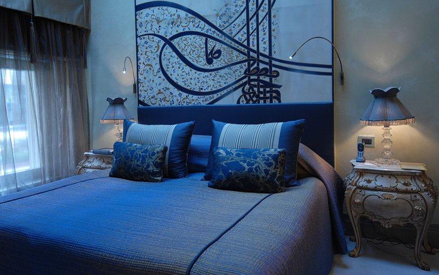 Influencia del color en las habitaciones ii decoraci n for Cuarto gris con azul