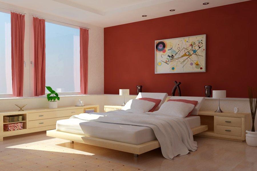Influencia del color en las habitaciones decoraci n del - Decoracion de una habitacion ...