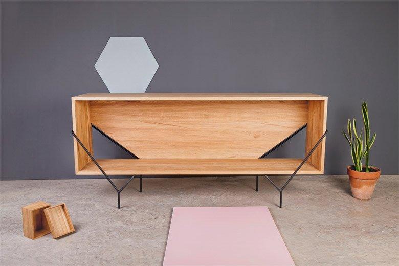 Innovadora colecci n de muebles y de kutarq studio for Que es minimalista en muebles