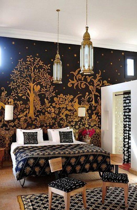 Inspiraci n para una decoraci n rabe decoraci n del hogar - Dormitorios arabes ...