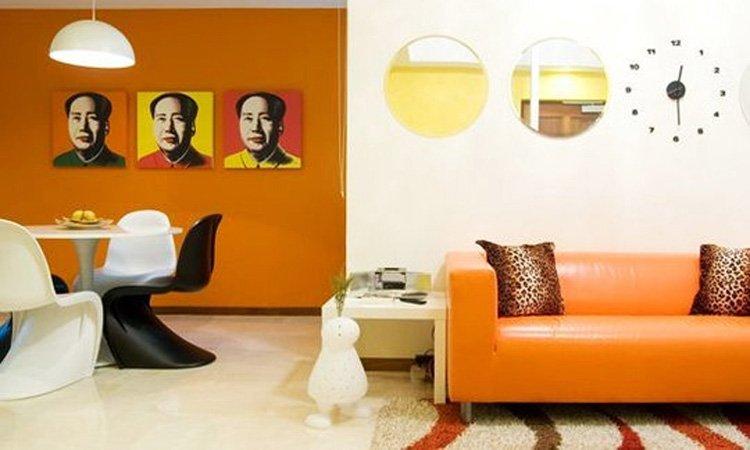 Tendencias en decoraci n estilo pop art decoraci n del hogar - Mobiliario pop art ...