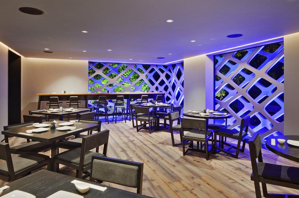 Restaurante tori en ciudad de méxico decoración del