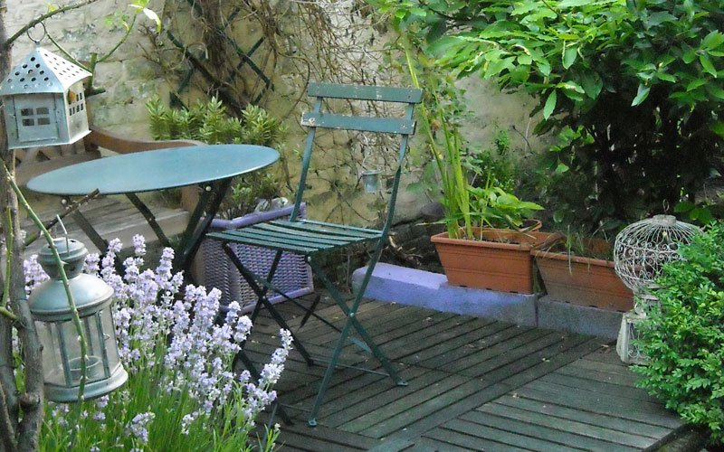 Crea un jard n urbano en 4 etapas decoraci n del hogar for El jardin urbano