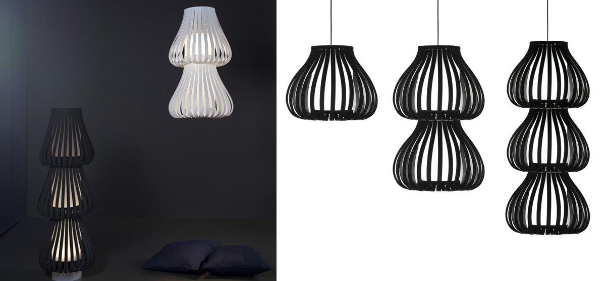 L mparas de techo modernas decoraci n del hogar - Como hacer lamparas colgantes ...