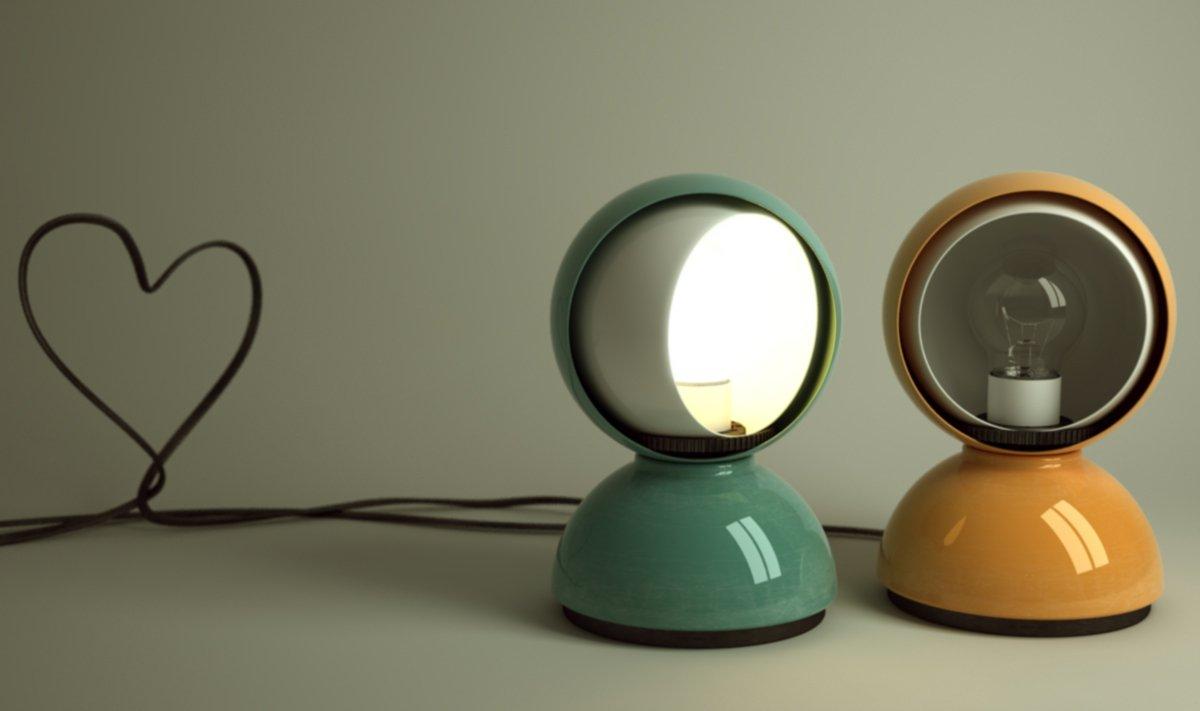 L mparas de dise o decoraci n del hogar for Imitacion replica lamparas diseno