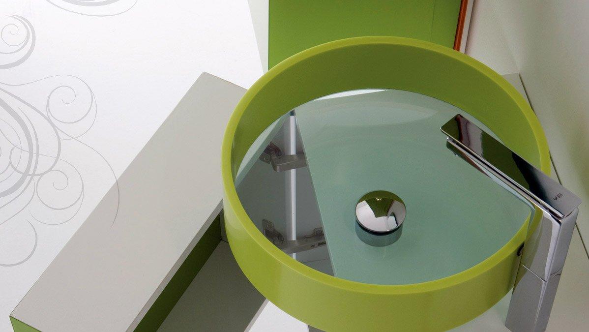 Lavabos Para Baños Cristal:artículo de hoy vas a poder colocar en tu cuarto de baño un lavabo