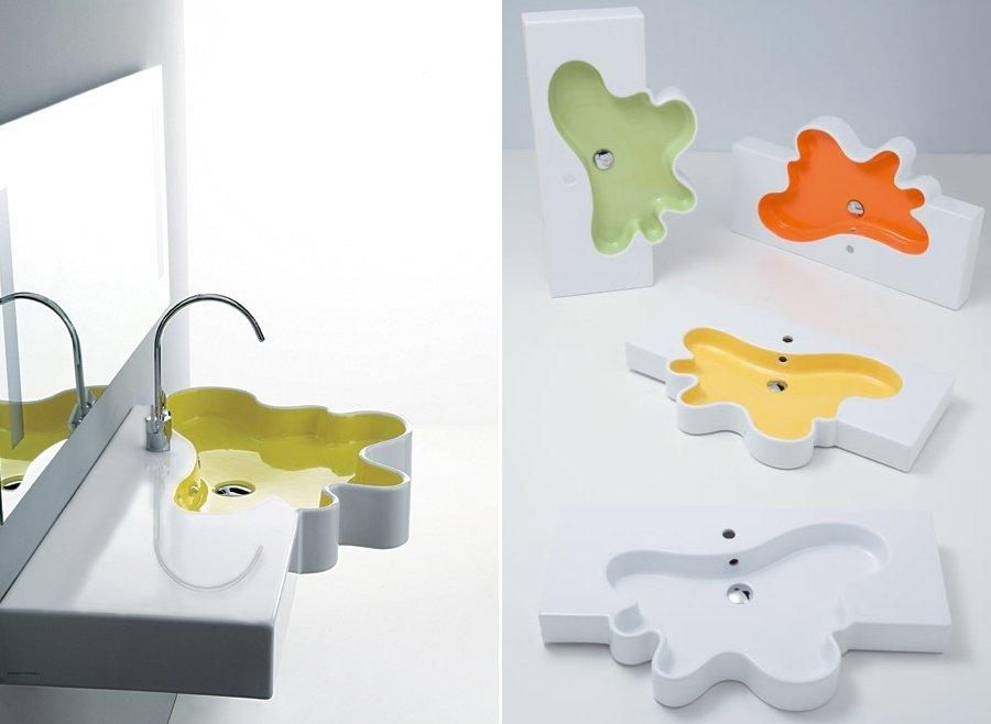 lavabos originales coleccin splash