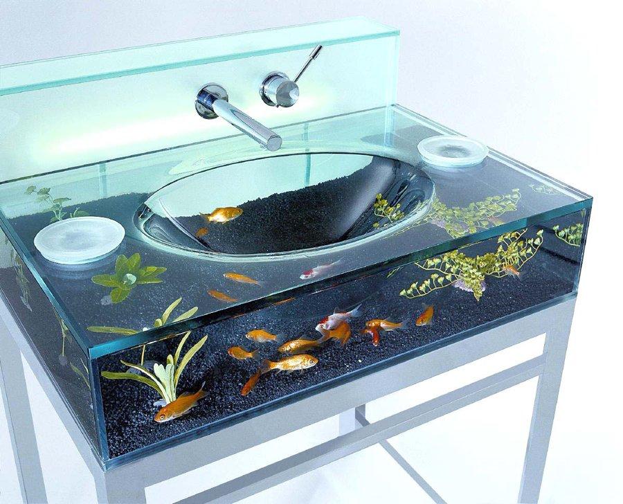 lavabos originales moody aquarium