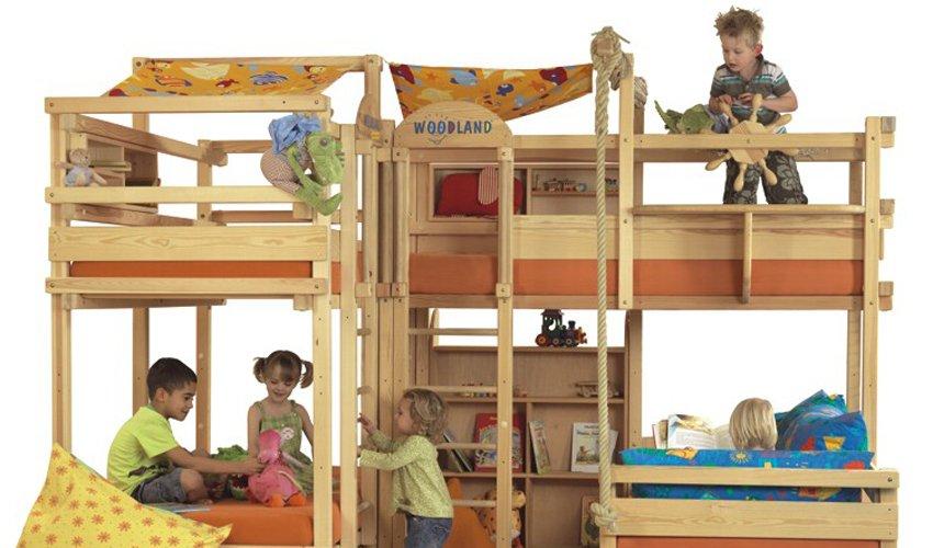 Literas divertidas para habitaciones de ni os ii - Literas para bebes ...