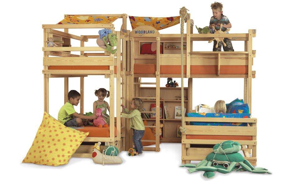 Literas divertidas para habitaciones de ni os ii - Literas precios modelos ...
