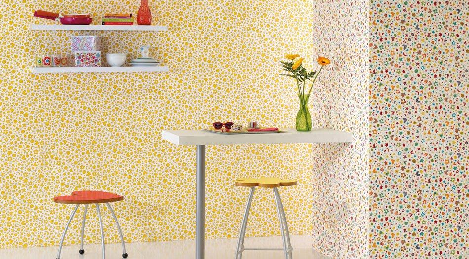 los azulejos de dise o de agatha ruiz de la prada. Black Bedroom Furniture Sets. Home Design Ideas