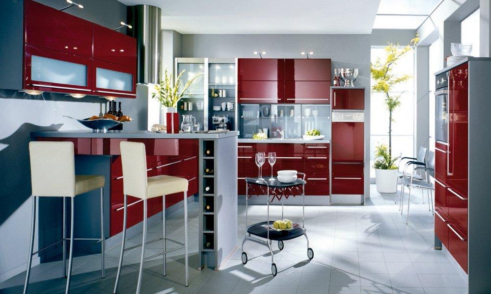 Importancia de la iluminaci n en la decoraci n de cocinas - Luces para cocina ...