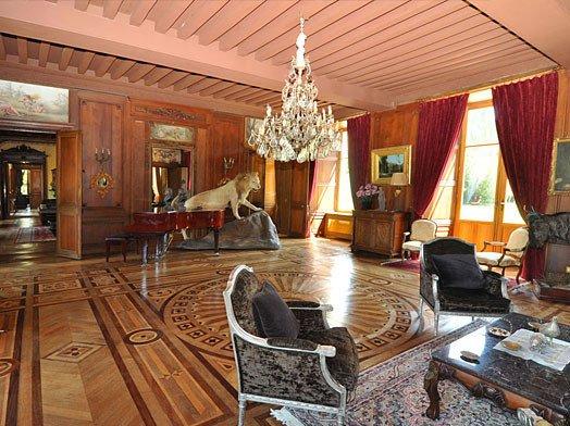 Fotos de lujosas mansiones del mundo mansiones de ensue o - Mansiones de ensueno ...