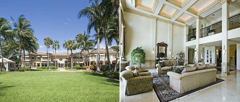 Mansi n de shaquille o neal decoraci n del hogar - Fotos de casas de lujo por dentro y por fuera ...