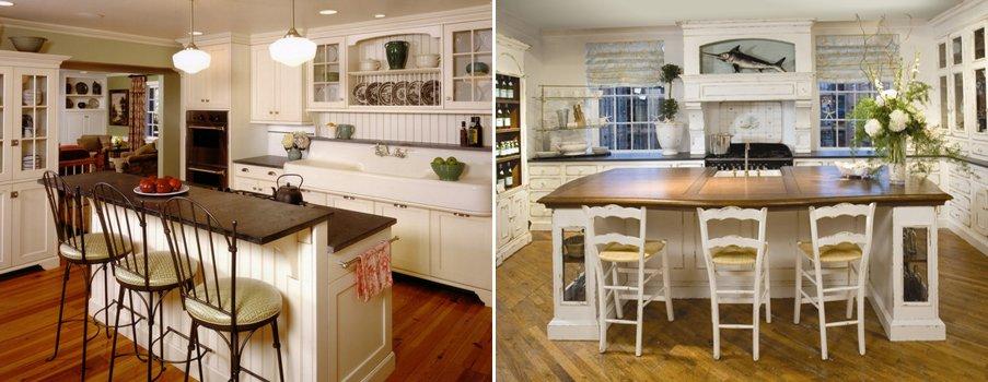Claves del estilo cottage decoraci n del hogar - Cocinas estilo ingles decoracion ...