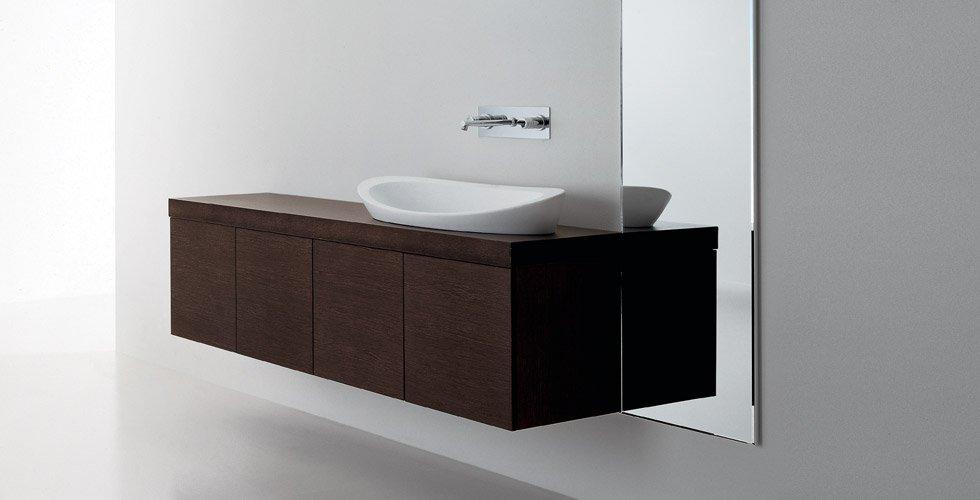 Materiales para el lavabo decoraci n del hogar - Lavabos de corian ...