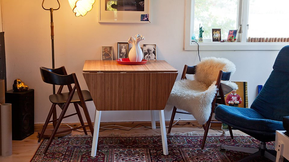 Mesas de la nueva colección ikea ps 2012. decoración del hogar.